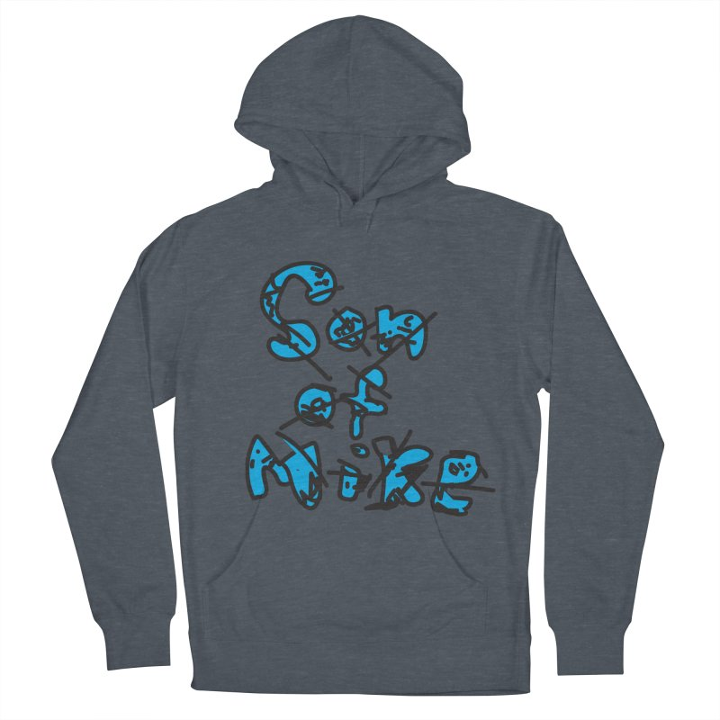 "Son of Mike ""Doodle"" Women's French Terry Pullover Hoody by Turkeylegsray's Artist Shop"