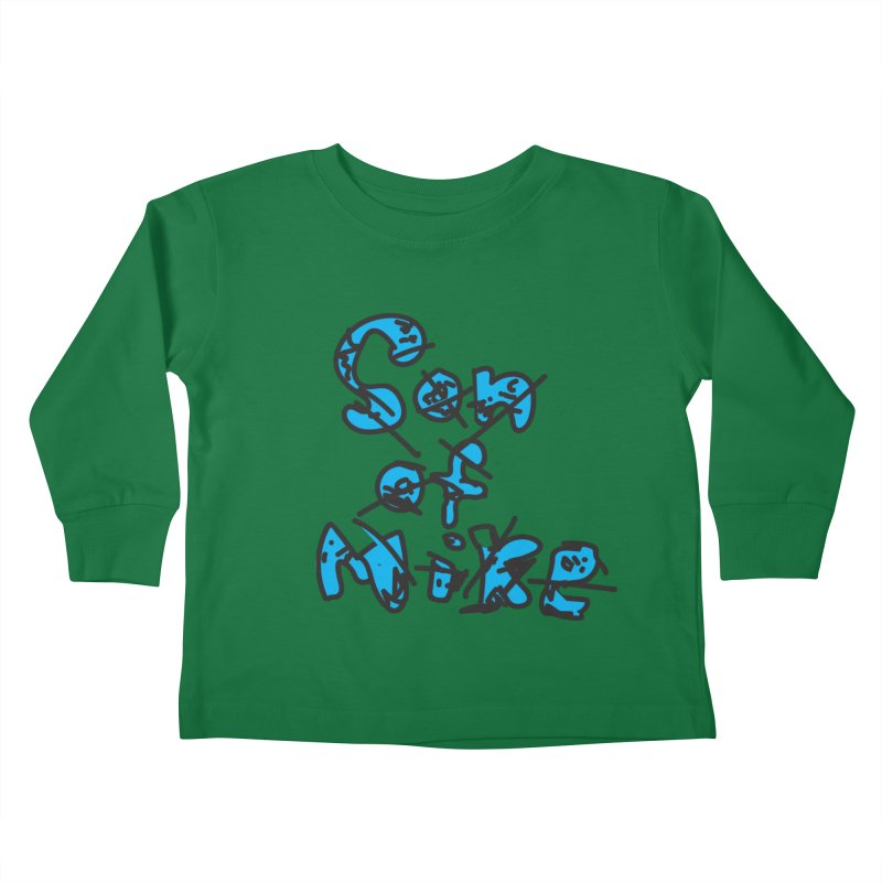 "Son of Mike ""Doodle"" Kids Toddler Longsleeve T-Shirt by Turkeylegsray's Artist Shop"