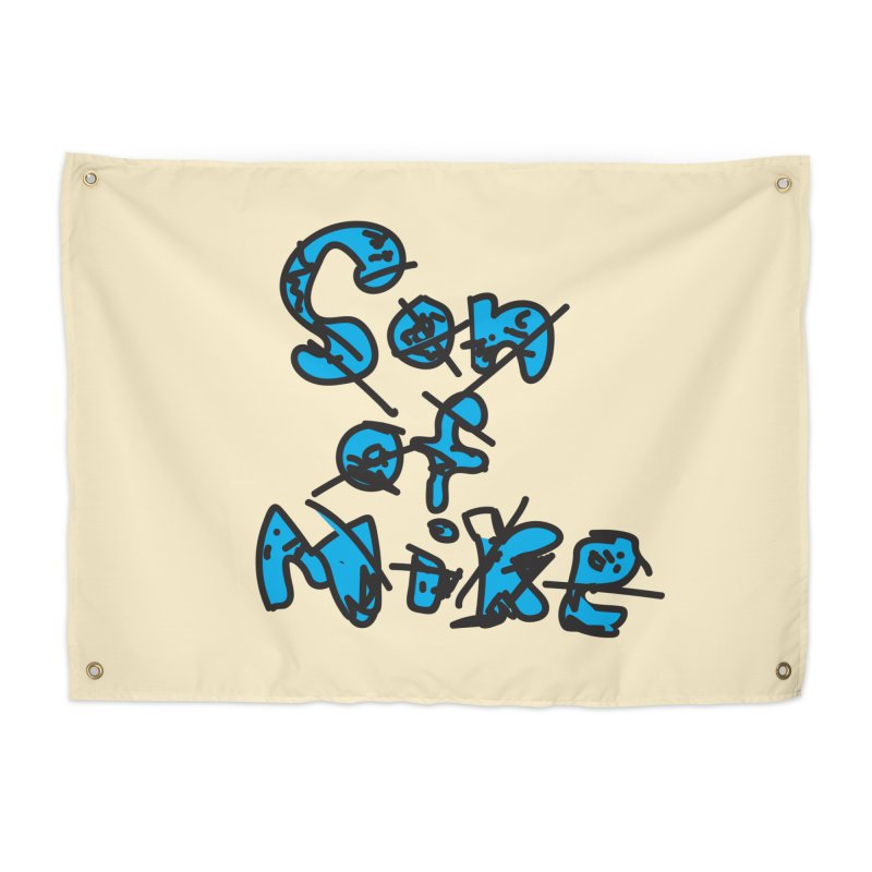"Son of Mike ""Doodle"" Home Tapestry by Turkeylegsray's Artist Shop"