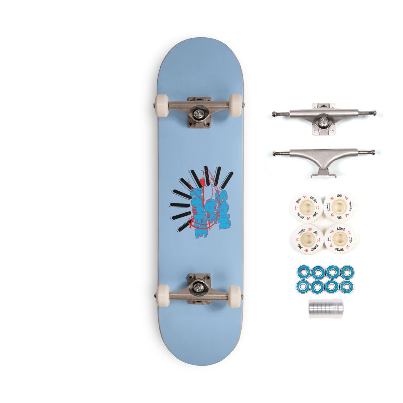"Son of Mike ""Speed"" Accessories Complete - Premium Skateboard by Turkeylegsray's Artist Shop"