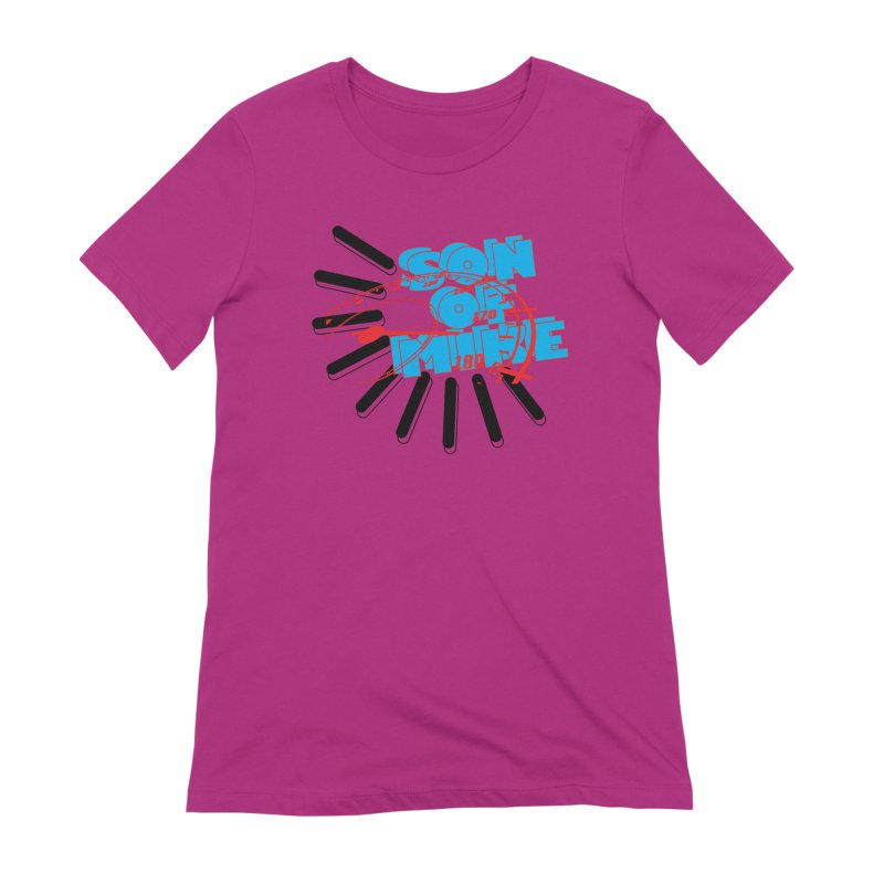 """Son of Mike """"Speed"""" Women's Extra Soft T-Shirt by Turkeylegsray's Artist Shop"""