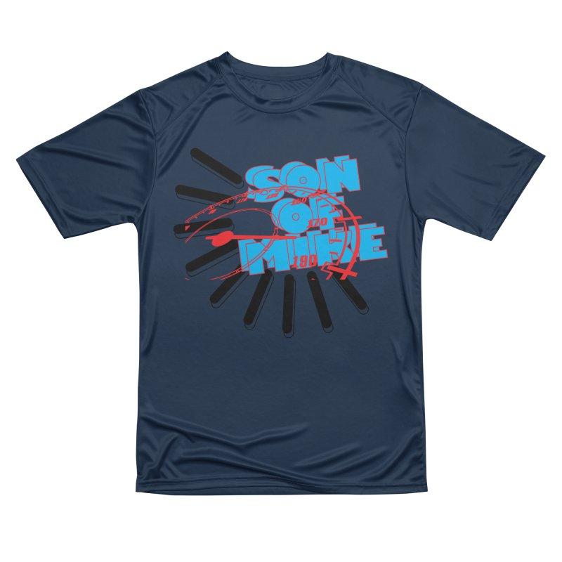 "Son of Mike ""Speed"" Women's Performance Unisex T-Shirt by Turkeylegsray's Artist Shop"