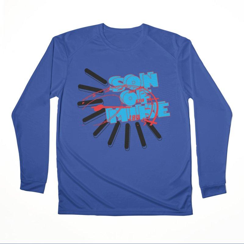 "Son of Mike ""Speed"" Women's Performance Unisex Longsleeve T-Shirt by Turkeylegsray's Artist Shop"