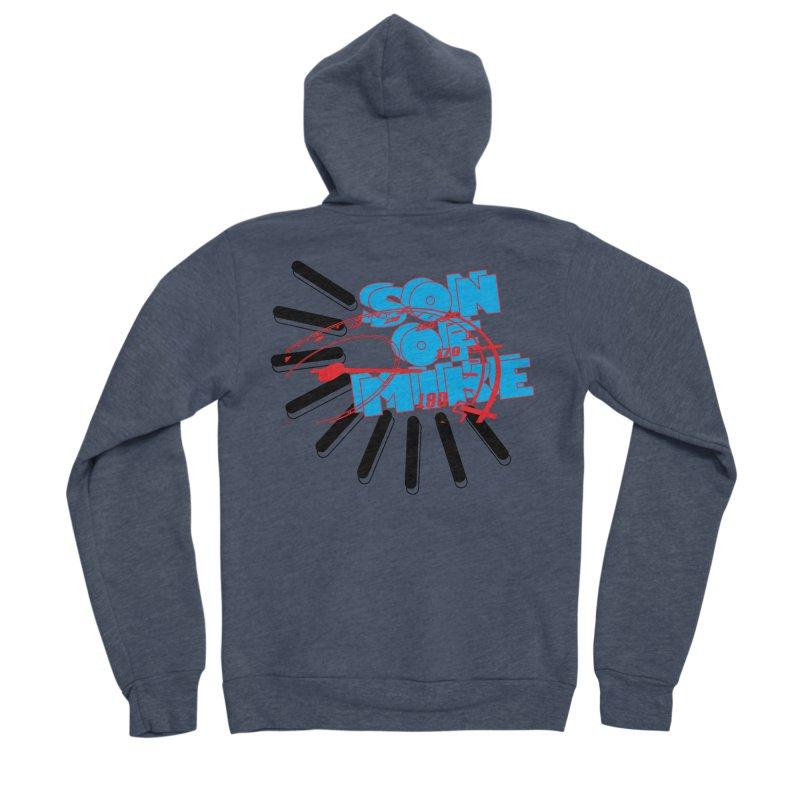 "Son of Mike ""Speed"" Men's Sponge Fleece Zip-Up Hoody by Turkeylegsray's Artist Shop"