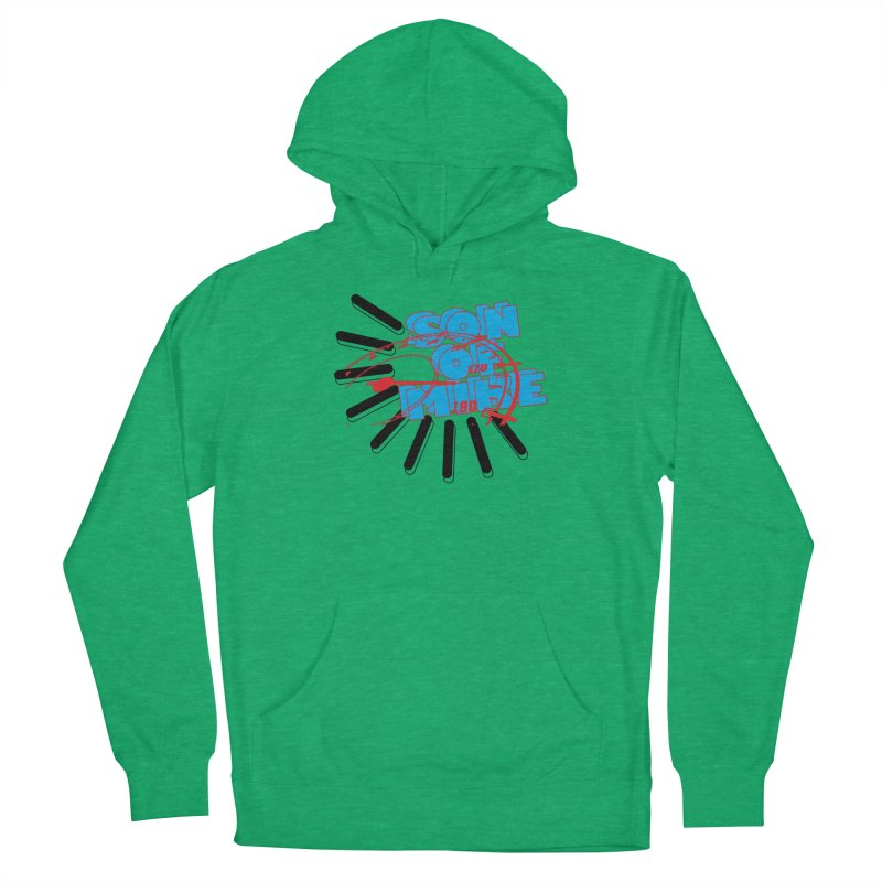 """Son of Mike """"Speed"""" Men's French Terry Pullover Hoody by Turkeylegsray's Artist Shop"""