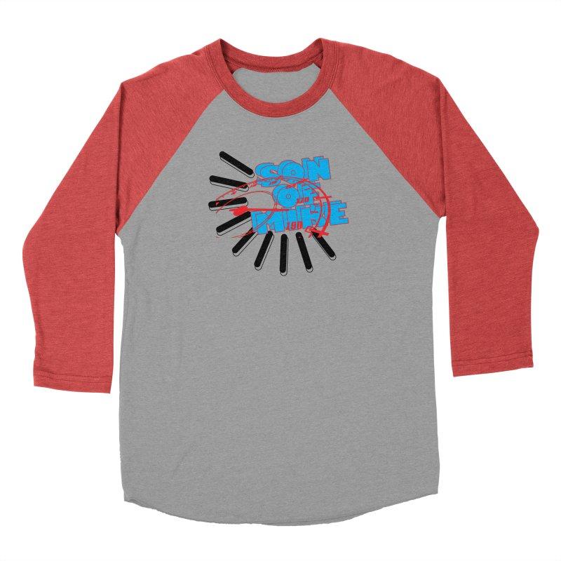 "Son of Mike ""Speed"" Men's Baseball Triblend Longsleeve T-Shirt by Turkeylegsray's Artist Shop"
