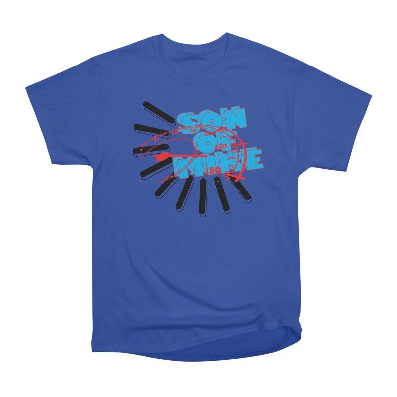 "Son of Mike ""Speed"" Women's Heavyweight Unisex T-Shirt by Turkeylegsray's Artist Shop"