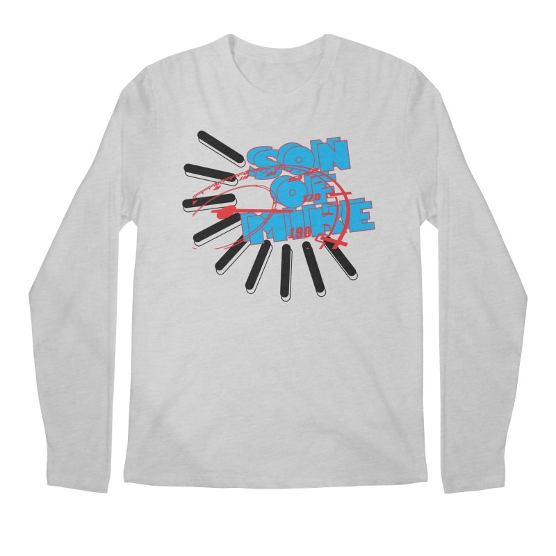"Son of Mike ""Speed"" Men's Regular Longsleeve T-Shirt by Turkeylegsray's Artist Shop"