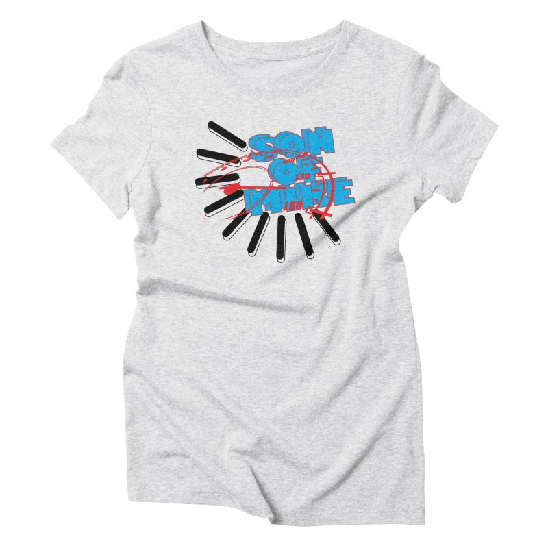 "Son of Mike ""Speed"" Women's Triblend T-Shirt by Turkeylegsray's Artist Shop"