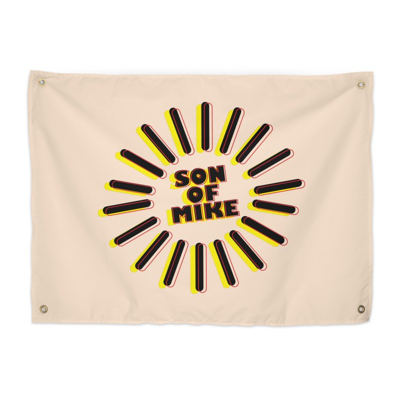 "Son of Mike ""Sun"" Home Tapestry by Turkeylegsray's Artist Shop"