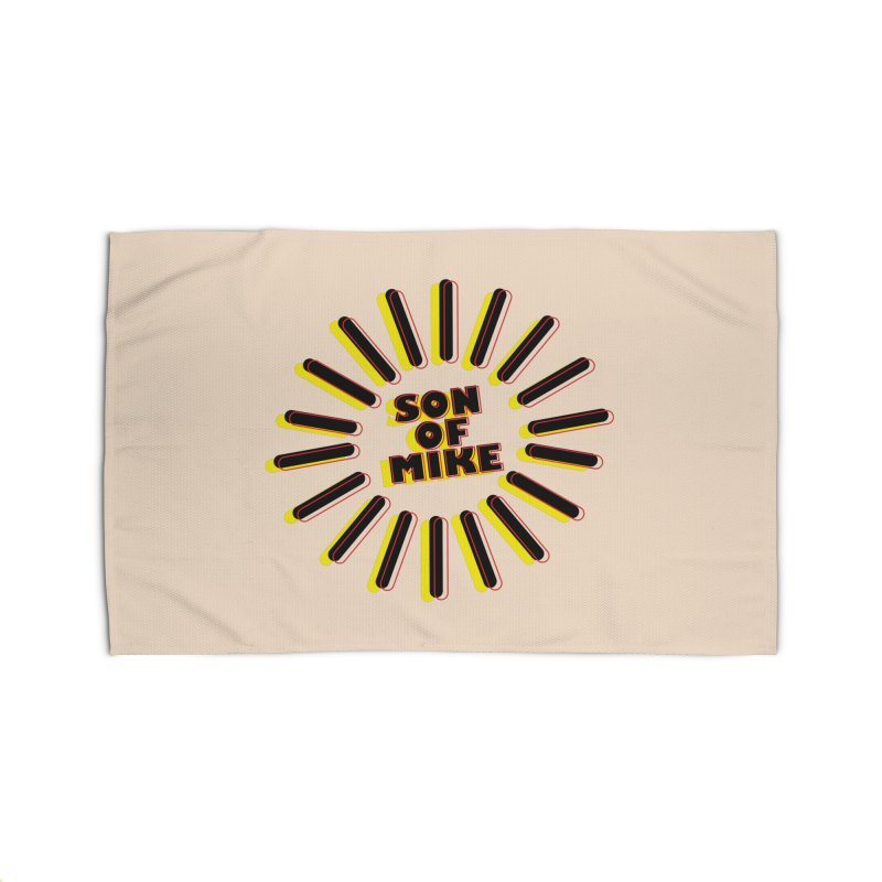 "Son of Mike ""Sun"" Home Rug by Turkeylegsray's Artist Shop"