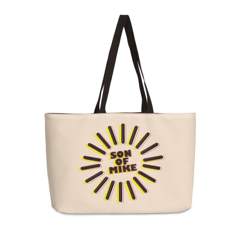 """Son of Mike """"Sun"""" Accessories Weekender Bag Bag by Turkeylegsray's Artist Shop"""