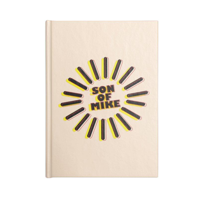 "Son of Mike ""Sun"" Accessories Blank Journal Notebook by Turkeylegsray's Artist Shop"