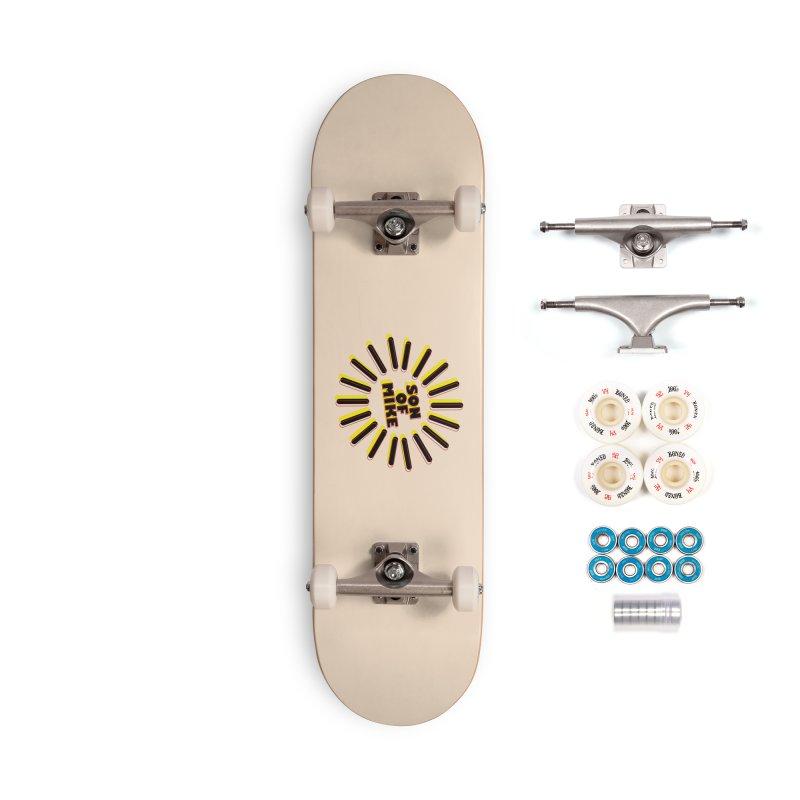 "Son of Mike ""Sun"" Accessories Complete - Premium Skateboard by Turkeylegsray's Artist Shop"