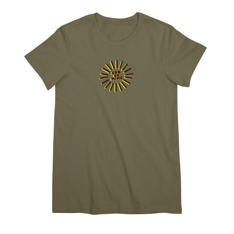"Son of Mike ""Sun"" Women's Premium T-Shirt by Turkeylegsray's Artist Shop"