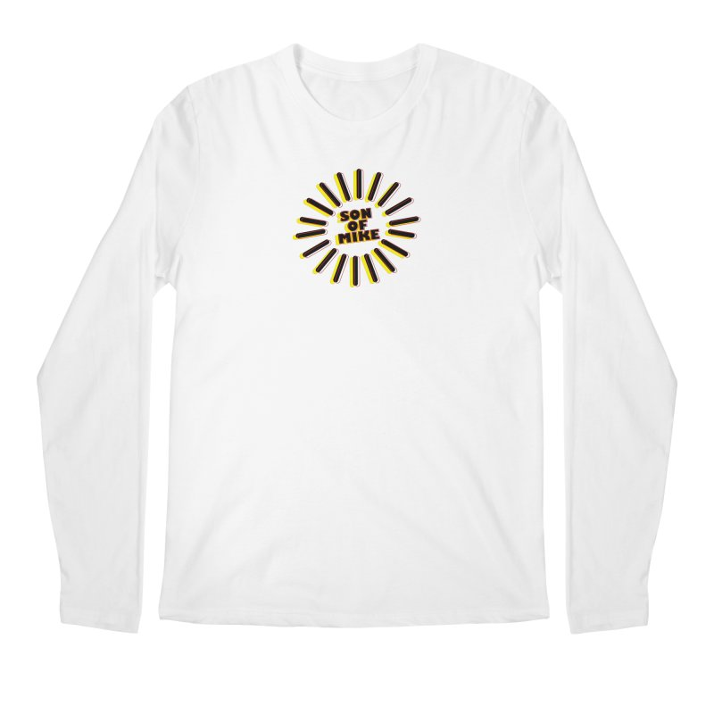 "Son of Mike ""Sun"" Men's Regular Longsleeve T-Shirt by Turkeylegsray's Artist Shop"