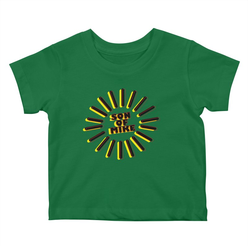 "Son of Mike ""Sun"" Kids Baby T-Shirt by Turkeylegsray's Artist Shop"