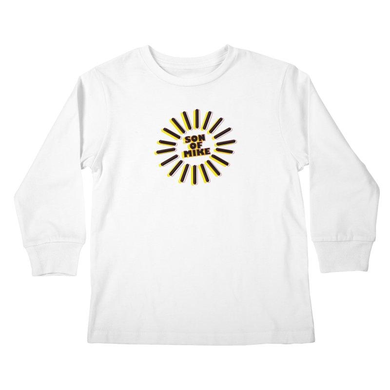"""Son of Mike """"Sun"""" Kids Longsleeve T-Shirt by Turkeylegsray's Artist Shop"""