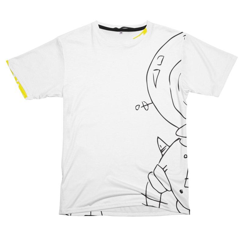Dreamy Women's Unisex T-Shirt Cut & Sew by Turkeylegsray's Artist Shop