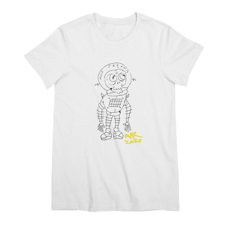 Dreamy Women's Premium T-Shirt by Turkeylegsray's Artist Shop