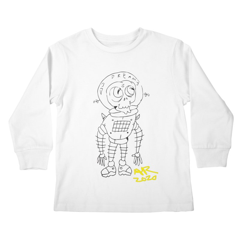 Dreamy Kids Longsleeve T-Shirt by Turkeylegsray's Artist Shop