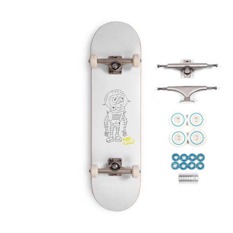 Dreamy Accessories Complete - Basic Skateboard by Turkeylegsray's Artist Shop