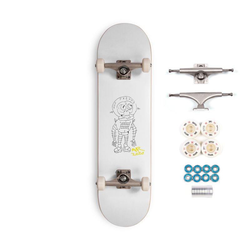 Dreamy Accessories Complete - Premium Skateboard by Turkeylegsray's Artist Shop
