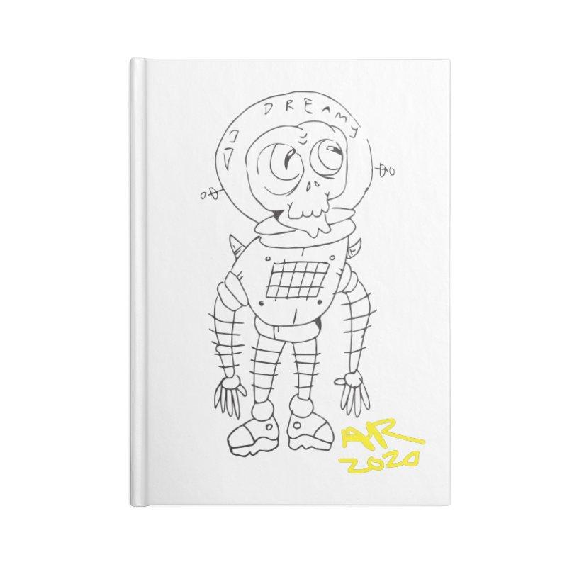 Dreamy Accessories Blank Journal Notebook by Turkeylegsray's Artist Shop