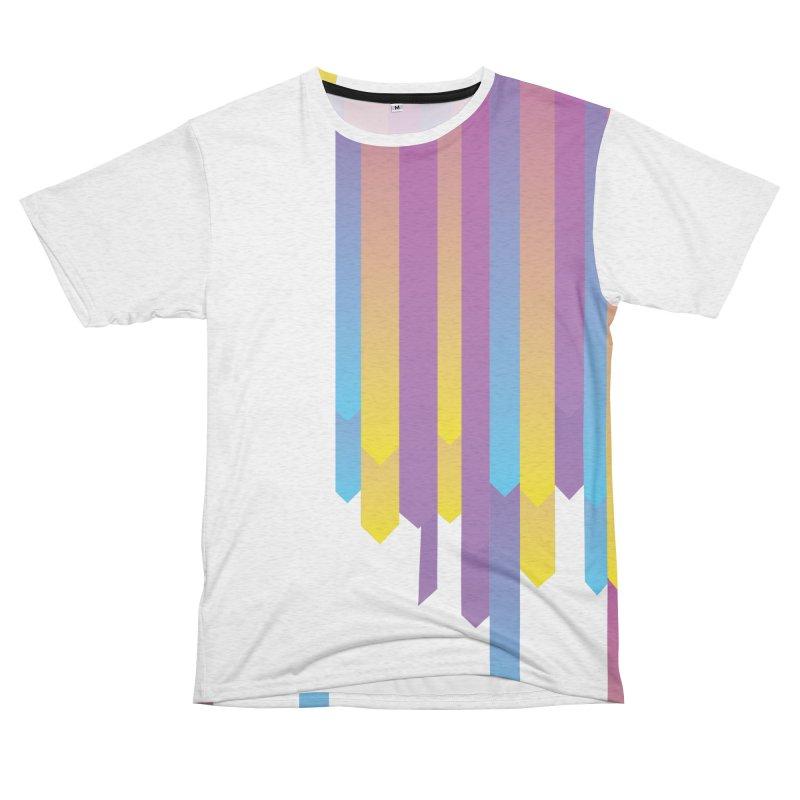 Arrowsss Men's French Terry T-Shirt Cut & Sew by Turkeylegsray's Artist Shop