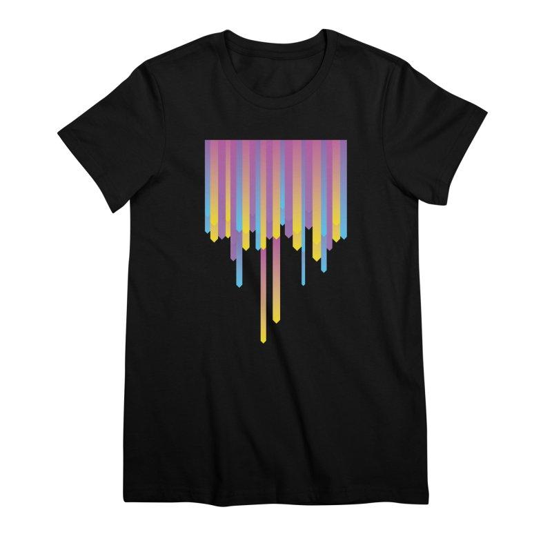 Arrowsss Women's Premium T-Shirt by Turkeylegsray's Artist Shop