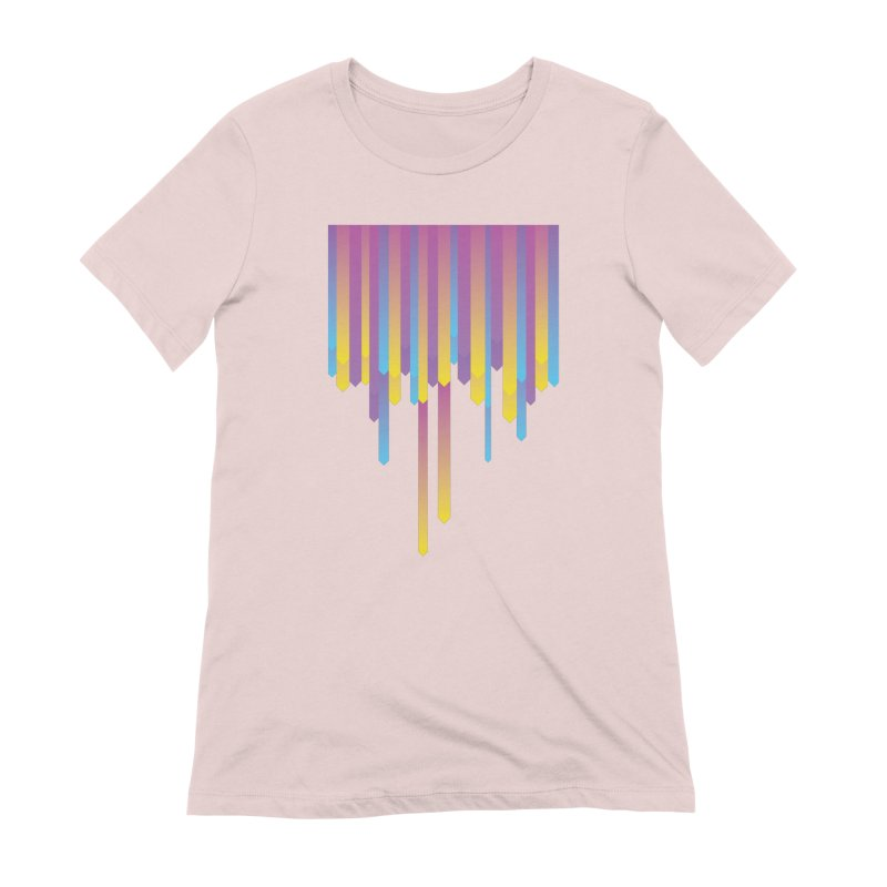 Arrowsss Women's Extra Soft T-Shirt by Turkeylegsray's Artist Shop