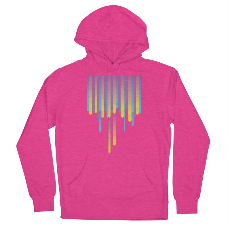 Arrowsss Men's French Terry Pullover Hoody by Turkeylegsray's Artist Shop