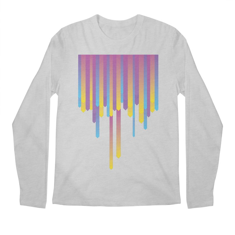 Arrowsss Men's Regular Longsleeve T-Shirt by Turkeylegsray's Artist Shop