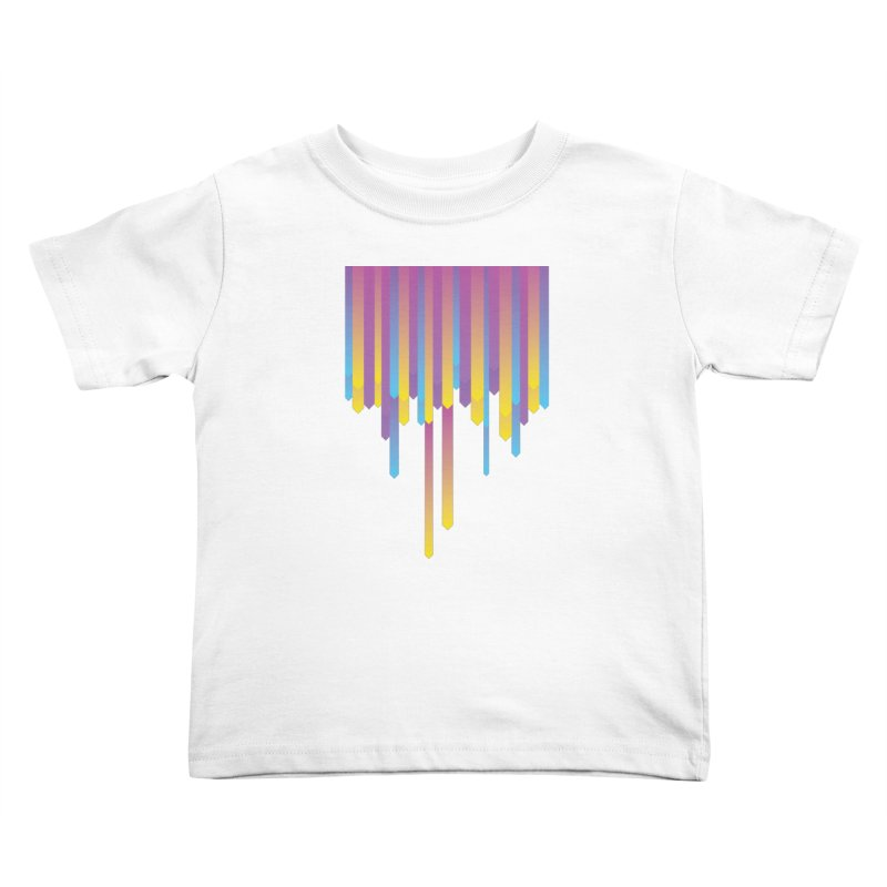 Arrowsss Kids Toddler T-Shirt by Turkeylegsray's Artist Shop