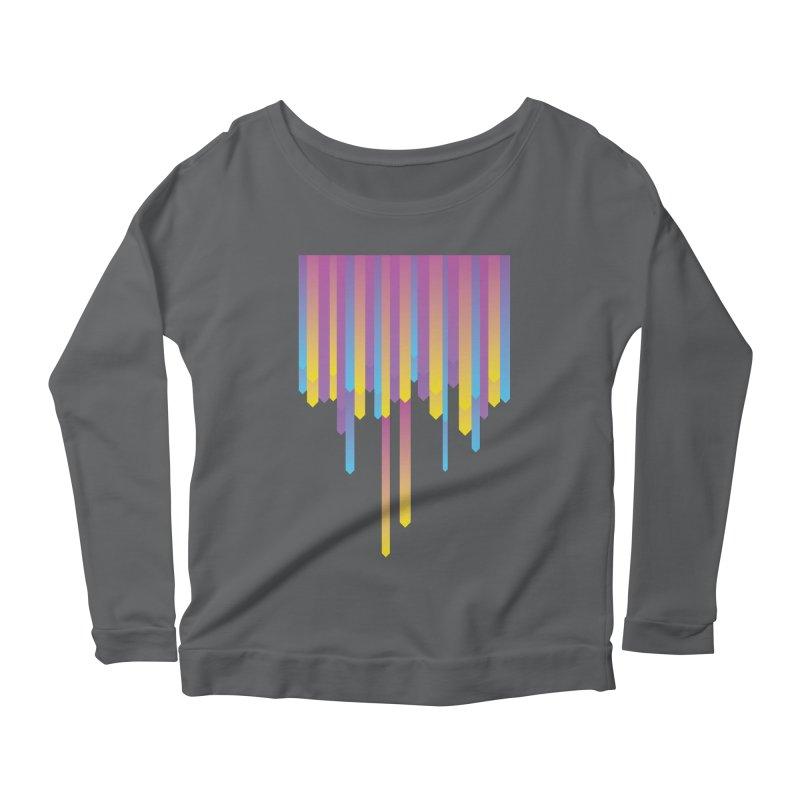Arrowsss Women's Scoop Neck Longsleeve T-Shirt by Turkeylegsray's Artist Shop