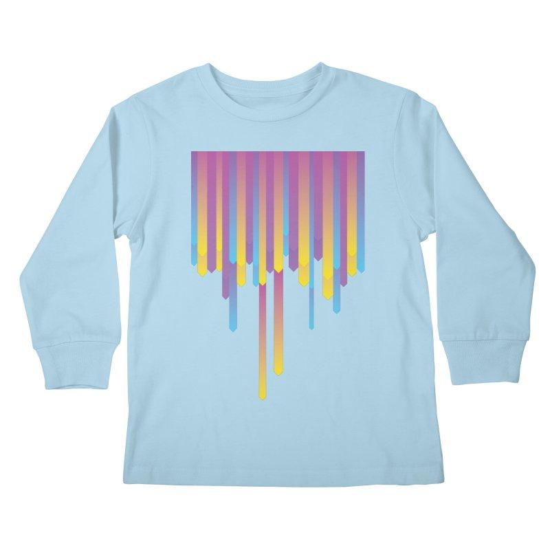 Arrowsss Kids Longsleeve T-Shirt by Turkeylegsray's Artist Shop