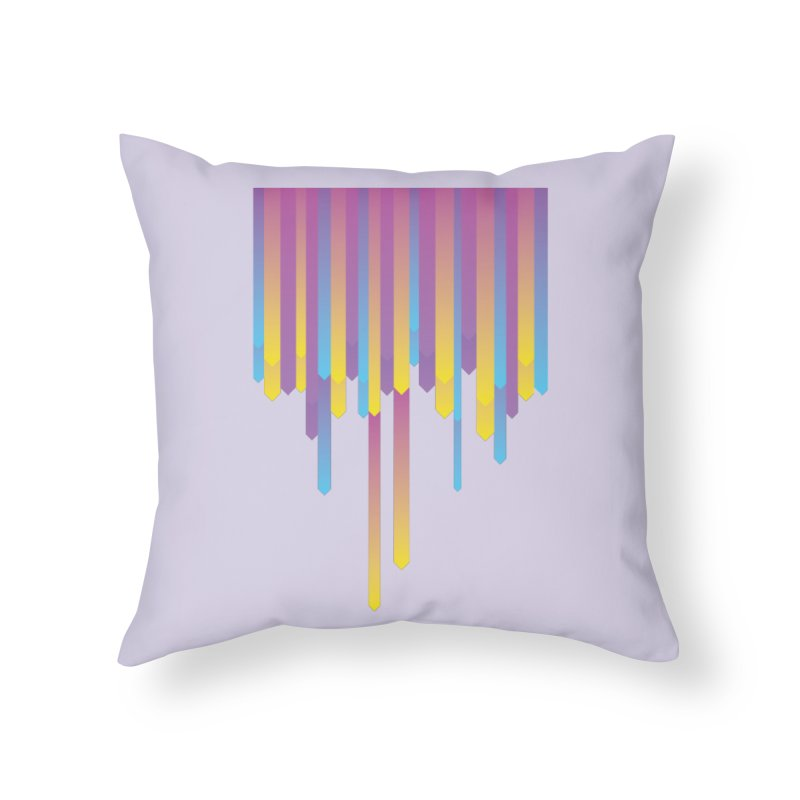 Arrowsss Home Throw Pillow by Turkeylegsray's Artist Shop