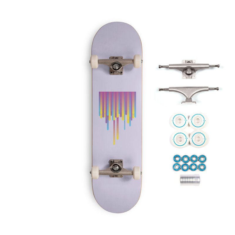 Arrowsss Accessories Complete - Basic Skateboard by Turkeylegsray's Artist Shop