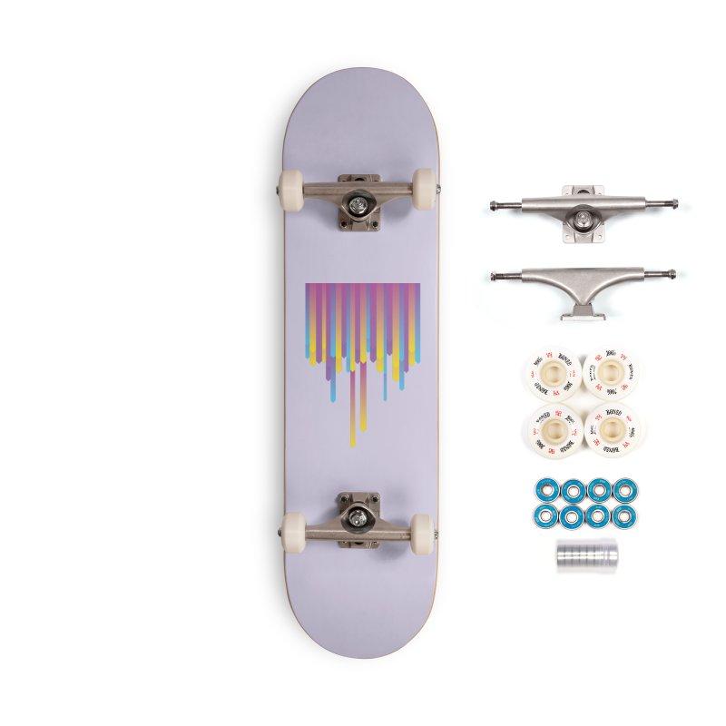Arrowsss Accessories Complete - Premium Skateboard by Turkeylegsray's Artist Shop
