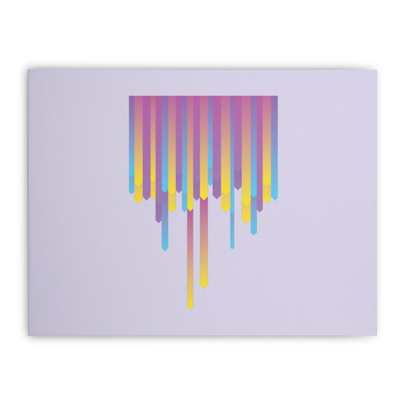 Arrowsss Home Stretched Canvas by Turkeylegsray's Artist Shop