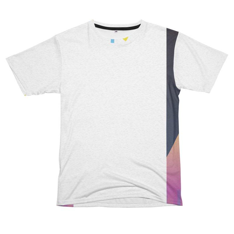 Faded Arrow Men's French Terry T-Shirt Cut & Sew by Turkeylegsray's Artist Shop