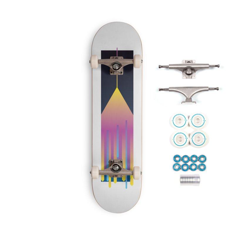 Faded Arrow Accessories Complete - Basic Skateboard by Turkeylegsray's Artist Shop