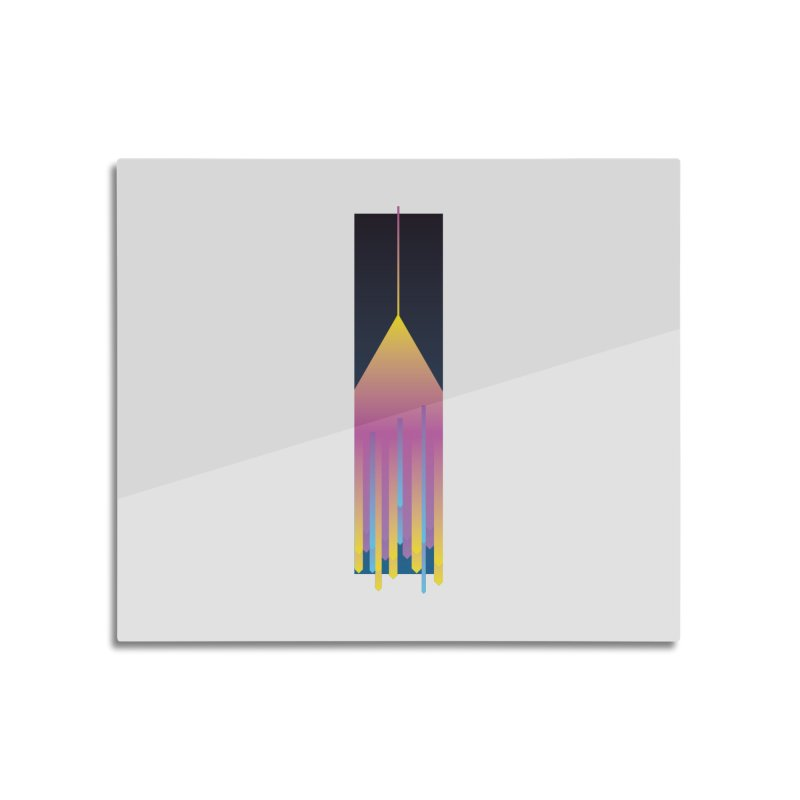 Faded Arrow Home Mounted Acrylic Print by Turkeylegsray's Artist Shop