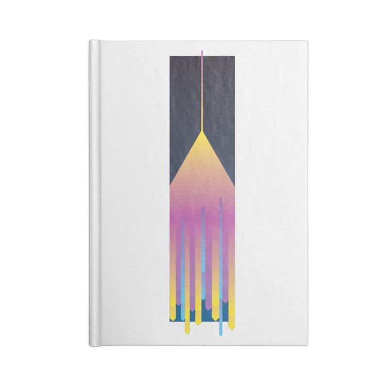 Faded Arrow Accessories Blank Journal Notebook by Turkeylegsray's Artist Shop