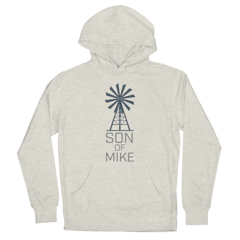 """Son of Mike """"Windmill"""" Men's French Terry Pullover Hoody by Turkeylegsray's Artist Shop"""