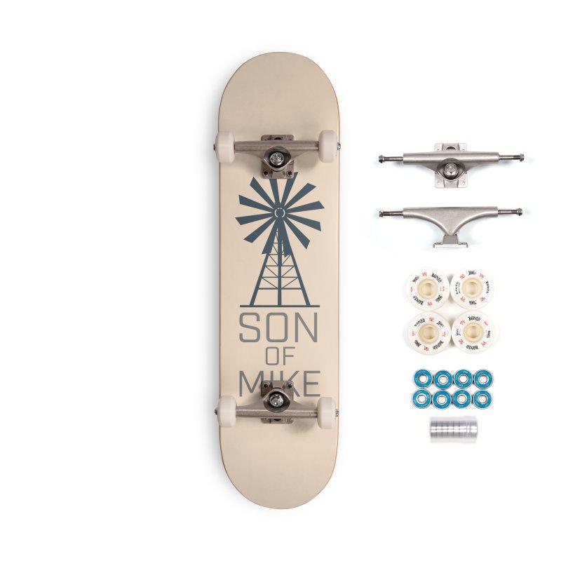 "Son of Mike ""Windmill"" Accessories Complete - Premium Skateboard by Turkeylegsray's Artist Shop"