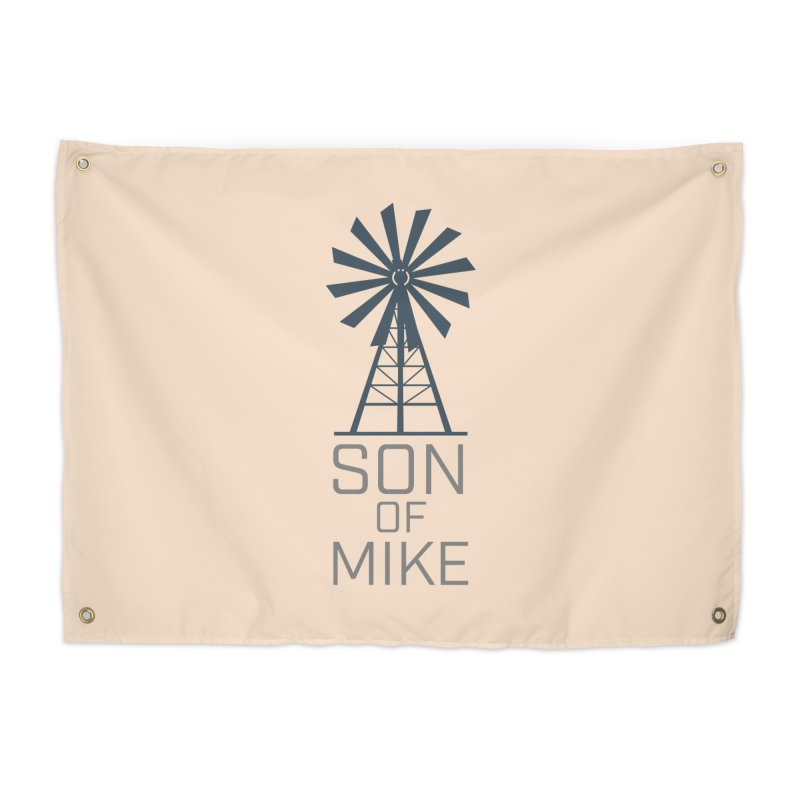 "Son of Mike ""Windmill"" Home Tapestry by Turkeylegsray's Artist Shop"