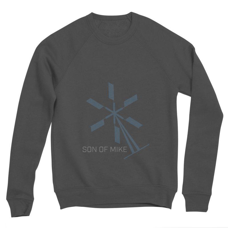 """Son of Mike """"Windmill II"""" Men's Sponge Fleece Sweatshirt by Turkeylegsray's Artist Shop"""