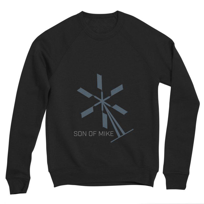 """Son of Mike """"Windmill II"""" Men's Sweatshirt by Turkeylegsray's Artist Shop"""