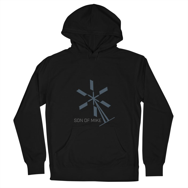 """Son of Mike """"Windmill II"""" Men's French Terry Pullover Hoody by Turkeylegsray's Artist Shop"""
